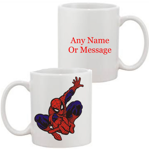 Spiderman Mug